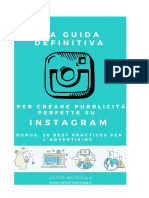 La Guida Definitiva Al Marketing Su Instagram-Victor Motricala