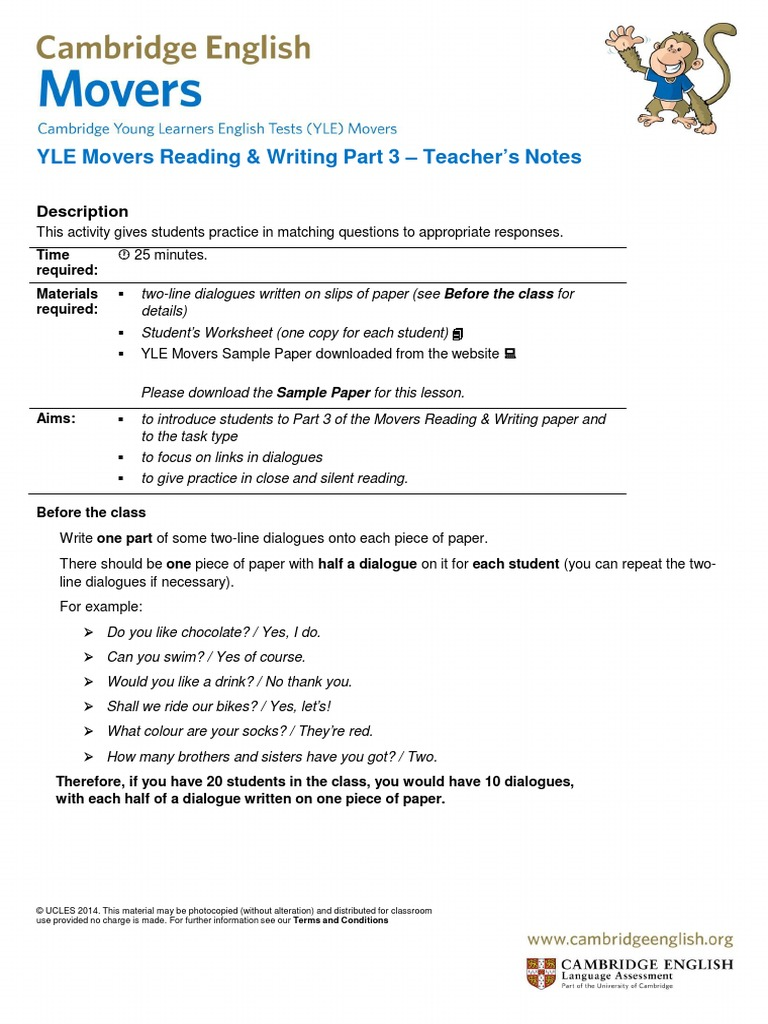 cambridge-english-movers-reading-and-writing-part-3.pdf   Question ...