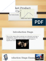 market product life cycle  2