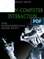 Human Computer interaction the Fundamentals made Easy