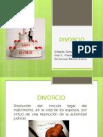 Exposición Divorcio