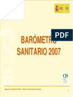 Baro Metros Anita Rio 2007