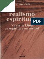 SION, Victor, Realismo espiritual. Vivir a Dios en espiritu y en verdad, Narcea, 1993.pdf
