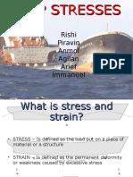 Ship Stresses
