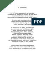 EL YERBATERO - Indio Romulo
