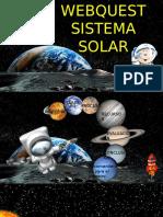 Webquest Mejorada Sistema-solar