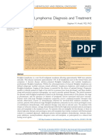 Hodgkin Lymphoma- Diagnosis and Treatment Stephen M. Ansell, MD, PhD