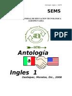 Antologia Ingles i
