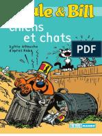 Boule Et Bill Chiens Et Chats