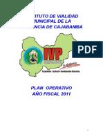 Plan Operativo - 2011
