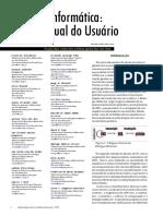 Bioinformatica Manual Do Usuario