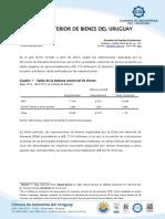 Informe de la Cámara de Industria