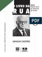 Araújo Castro (Série O Livro Na Rua)