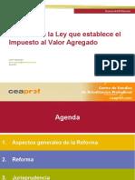 Ceaprof - Presentación Reforma Ley Del IVA-954176-V1-CAR DMS