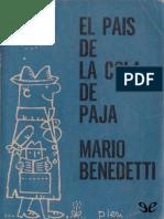 Mario Benedetti - El Pais de La Cola de Paja