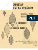 Liguagem Da Ceramica Meggers Evans 1970