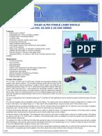 54. Spec. Fiber Pigtailed Laser Dioda