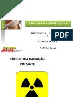 Aula 5- Energia Das Radiações