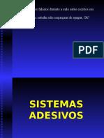 Sistema Adesivo
