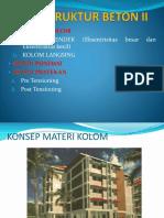 Struktur Beton 2 (Kolom)