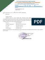 Surat Pengantar Permohonan Penerbitan Skl Dan Transkrip Nilai Atas Nama Alif Tohirin