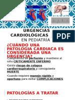 Urgencias cardiológicas