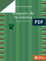 Despues de La Musica - Diego Fischerman 3
