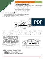 Sistema de Suspensión y Frenos