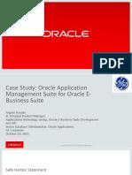 CON8126_Rosado-CON8126 - Case Study Oracle Application Management Suite for Oracle E-Business Suite