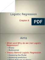 Chapter-08 Logistic Regression
