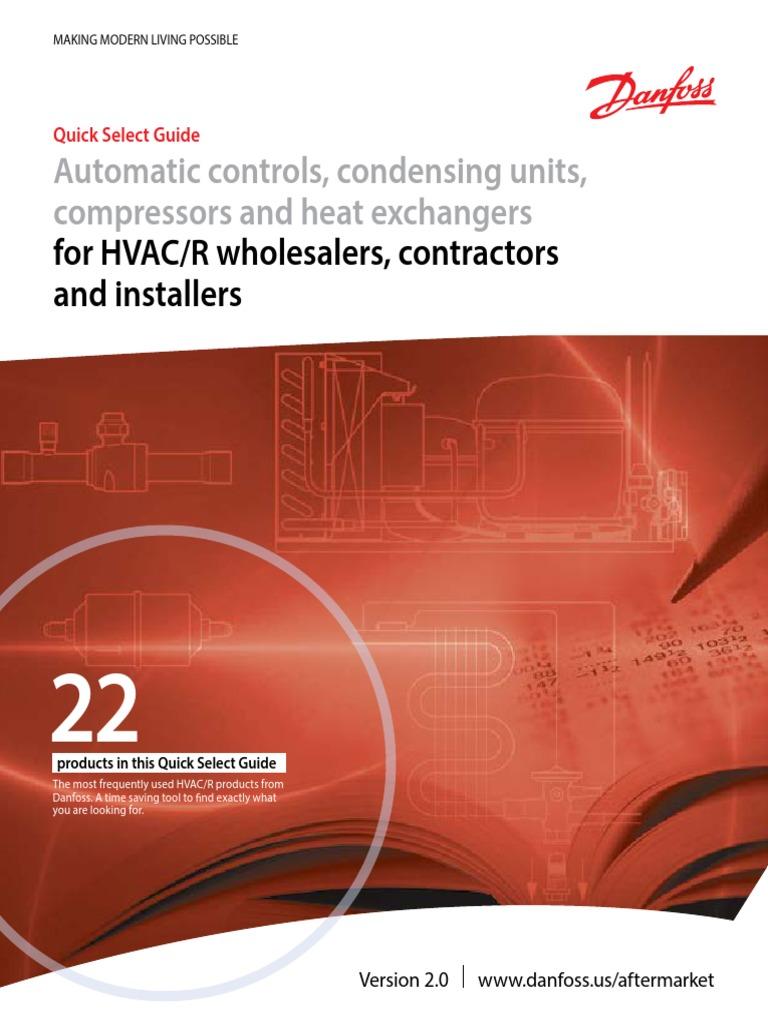 Danfoss 120U1871 Catalog | Valve | Switch on