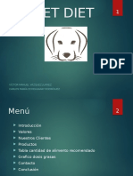 PET DIET Presetación