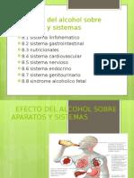 Alcohol y Sistemas