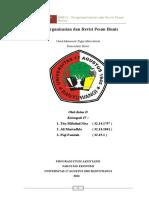 Pengorganisasian dan Revisi Pesan Bisnis