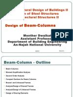 Steel_Ch5 Beam Column 1