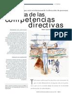 Control de Lectura 1 Competencias Directivas