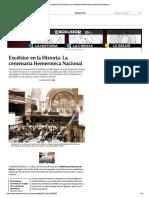 Excélsior en La Historia_ La Centenaria Hemeroteca Nacional de México