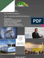 Comiciones Energeticas en Mexico