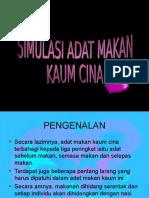 33989377-Simulasi-Adat-Makan-Cina.ppt