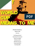 World Cup eBook