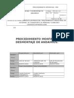 PRO- Armado y Desarme de Andamios Multidireccional