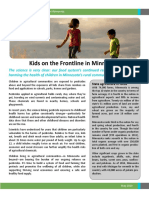 Kids on the Frontline-MN Factsheet
