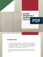 Estrés Oxidativo y Diabetes Mellitus