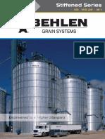 Grain Storage Bins (Behlen)