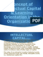 Intellectual Capital Ppt