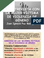 Entrevista Victimas Violencia Genero (1)