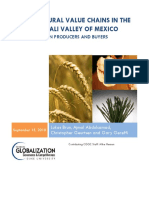 Agricultural Value Chains in the Mexicali Valley of Mexico 9-15-2010
