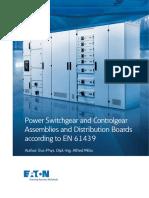 Switchgear 61439