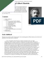 Religious Views of Albert Einstein - Wikipedia, The Free Encyclopedia