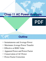 Chap 11 AC Power Analysis -Rev